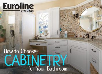 How to Choose Cabinetry for Your Bathroom