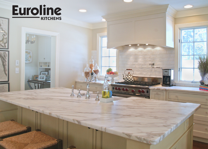 Kitchen Countertop – Use of Marble