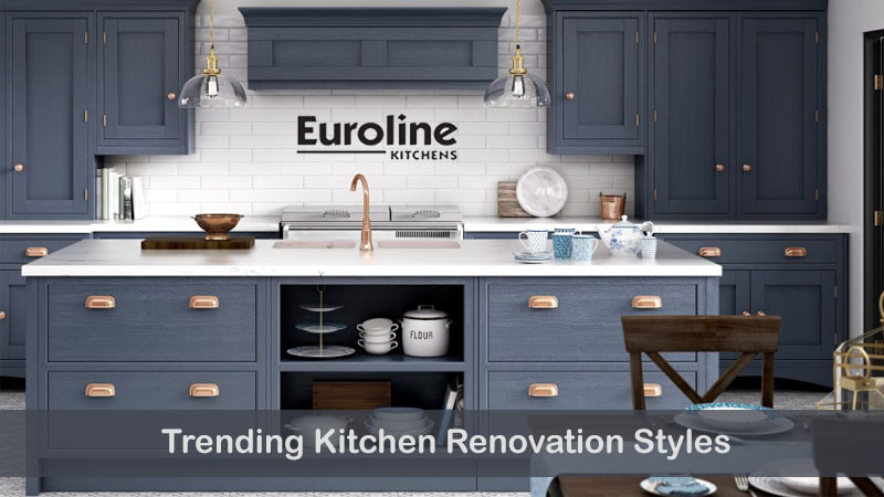 Trending Kitchen Renovation Styles - Featured Image